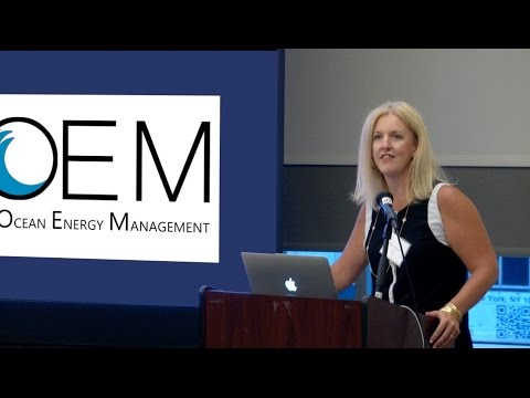 Part 1 Opening Remarks by Abby Hopper (BOEM public meeting)