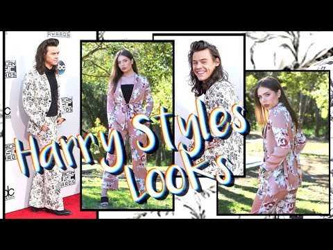 Dressing like Harry Styles | Celebrity Look for Less