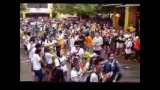 Songkran, Water Festival 2013 in Malaysia
