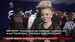 Webкамера - Євробачення другий тур  19.02.2019