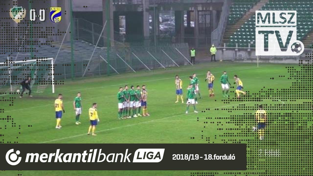 WKW ETO FC Győr – Kazincbarcika | 0-0 (0-0) | Merkantil Bank Liga NB II.| 18. forduló |