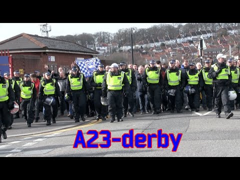 A23-derby (Crystal Palace - Brighton & Hove Albion)