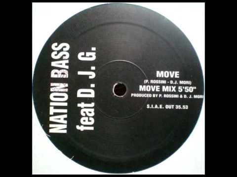 Nation Bass - Move