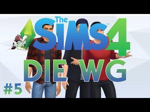 Die WG 5  Die Tür des Königs  Die Sims 4  GAMEPLAY LETS PLAY