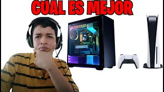 QUE PLATAFORMA ES MEJOR PARA JUGAR FORTNITE CONSOLAS vs PC CUAL ES MEJOR para jugar fortnite 2021?!!