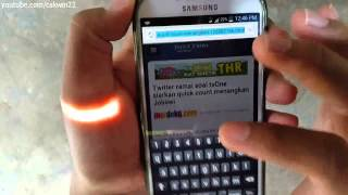 Android : Cara Copy dan Paste Pada Samsung Galaxy S4