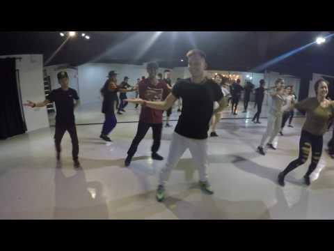 PULLMAN flashmob rehearsal 2016