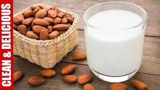 How-to Make Almond Milk | Clean & Delicious