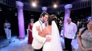 Techy Fatule & David Fernández Wedding MUSICAL VIDEO SDE (Best Wedding Film ever!) Gettin