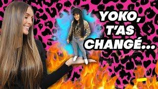 ON TRANSFORME YOKO EN MARINE ! avec PerfectHonesty et Yoko-Nailart