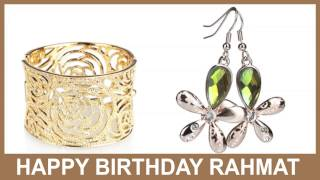 Rahmat   Jewelry & Joyas - Happy Birthday