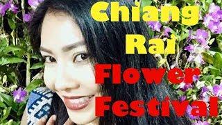 Chiang Rai Thailand Flower Festival