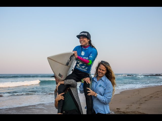 Day 3 Highlights: Ballito Women's Pro pres. by Billabong 2018