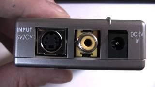 Конвертер композитного сигнала в компонент(Купить можно по ссылке http://satcraft.ru/index.php?fuseaction=catalog&mod_id=3035 Для преобразования композитный видео- или S-Video сигн..., 2014-11-21T10:33:56.000Z)