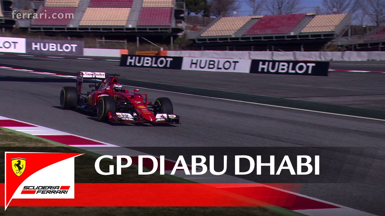 Gp di abu dhabi un occasione in pi youtube - Abu dhabi luoghi di interesse ...