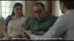 Bharti AXA Insurance Dedicated Claims Handler TVC 2013