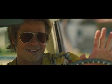 California Dreamin - Once Upon a Time in Hollywood