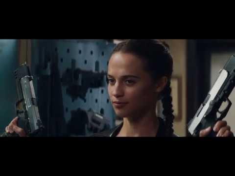 Tomb Raider - I Biograferne 15. marts