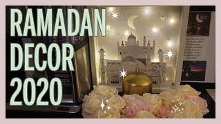 RAMADAN 2020 DECOR DIY| Ramadan Preparation