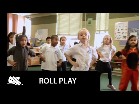Roll Play - Happy Capybara - The Nylons