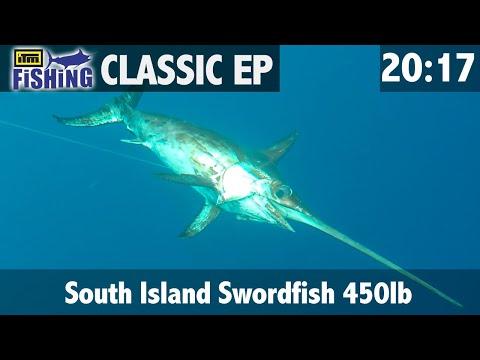 South Island Swordfish 450lb