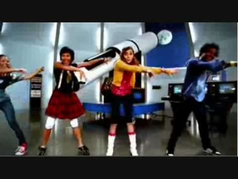 Dancing in the Moonlight- Alyson Stoner official music video HQ