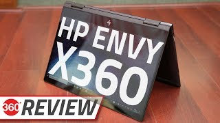 HP Envy X360 2-in-1 Laptop Review