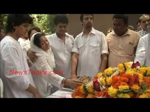Aadesh Shrivastava Funeral Part 3