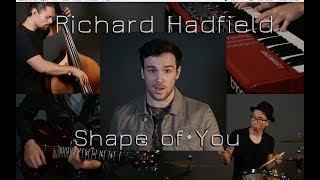 Shape of You/Fever by Richard Hadfield mash up