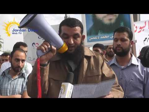 اعتصام التيار السلفي امام رئاسة الوزراء للمطالبة بالافراج عن معتقلي التيار 6 11 2012