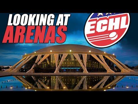 Looking At ECHL Arenas