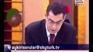 Doğu Perinçek / SKYTÜRK (Aykırı Sorular) 31 Mart 2007 (3)