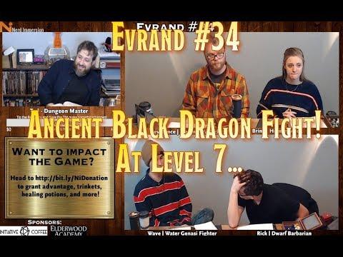 D&D 5e | Evrand #34 (Homebrew Campaign) | Nerd Immersion