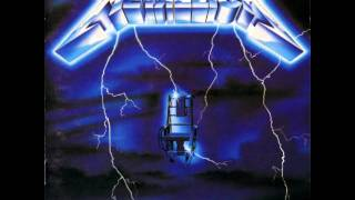 Metallica - Ride The Lightning (HD)