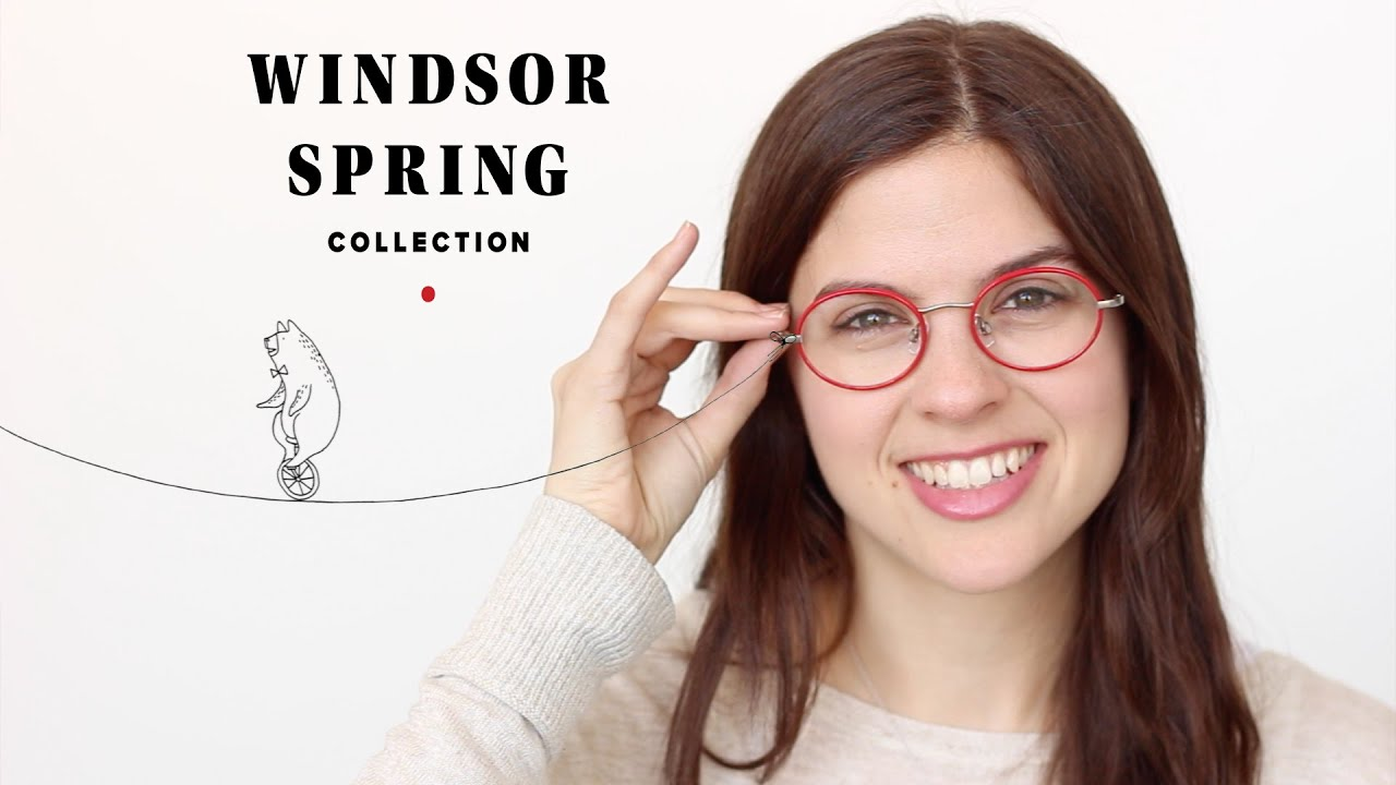 Warby Parker   Windsor Spring collection - YouTube
