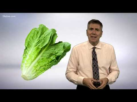 Christie James - Lettuce Is Safe To Eat Again