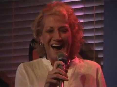2000 Lynn Hock singing NY NY Karaoke