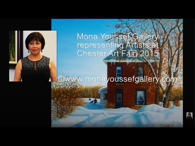 Mona Youssef Gallery represents Artists at Chester Art Fair 2015