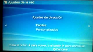 Cómo Conectarse a INTERNET EN PSP ( Tutorial) - almadgata