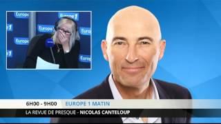 Nicolas Canteloup - Miss Nord-Pas-de-Calais, 1ère devant Bruno Le Maire