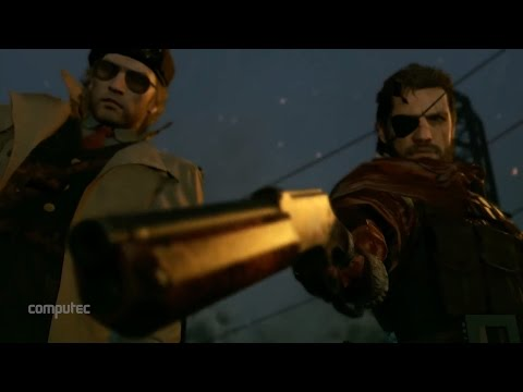 Metal Gear Solid 5: The Phantom Pain | Review / Test