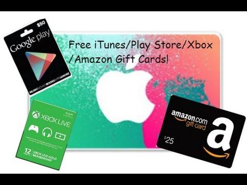 amazon itunes gift card