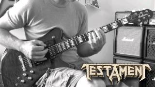 Testament - Throne of Thorns Guitar Cover (Extended Version)