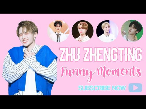 Zhu Zhengting [Idol Producer] FUNNY MOMENT