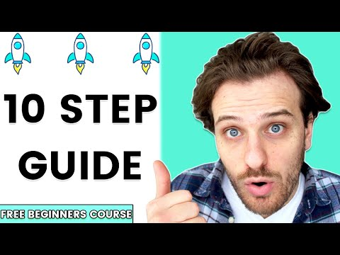 How To Start Affiliate Marketing Step By Step For Beginners (FREE GUIDE)