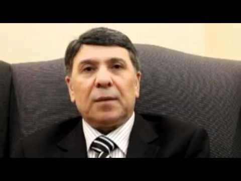 Syrian minister Abdo Hussameddin: I announce my defection from the Assad regime