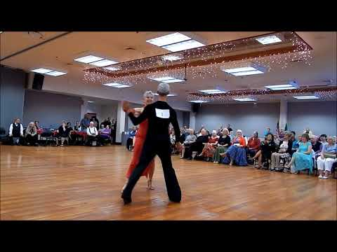 Washington State Senior Games Dance Competition 7-7-18 – Heat 29