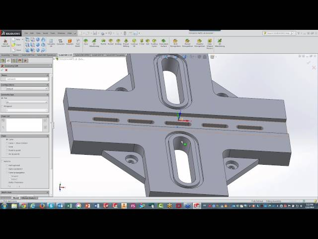 SC 2015 - Using Templates, iMachining 3D, HSM, Toolbox