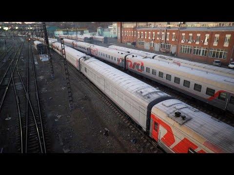 TRANS SIBERIAN TO IRKUTSK! - Trans Siberian Railway Journey Irkutsk, Russia