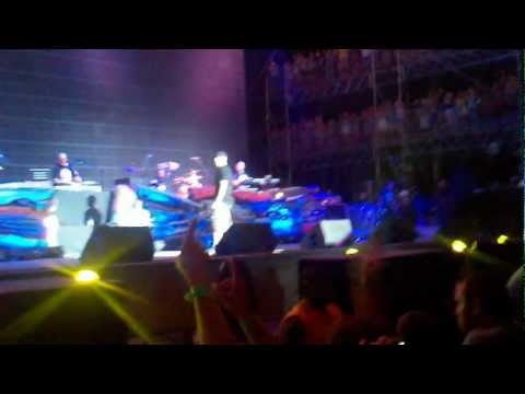 Live at Bonnaroo 2011 - Eminem - Thank You Bonnaroo